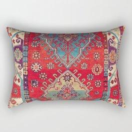 Anatolian Village Rug Rectangular Pillow