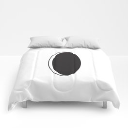 The Black Hole Comforters