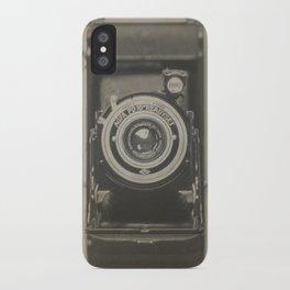 Vintage Kodak iPhone Case