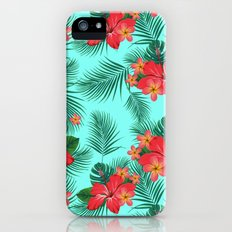 Tropical Slim Case iPhone SE