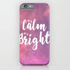 Calm & Bright Slim Case iPhone 6s
