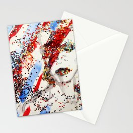 David Bowie Shines On Stationery Cards