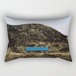 Blue relaxation Rectangular Pillow