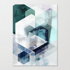Graphic 165 Canvas Print
