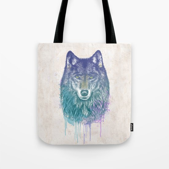 I Dream of Wolf Tote Bag