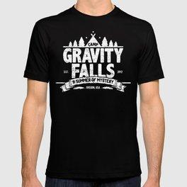 Camp Gravity Falls  T-shirt