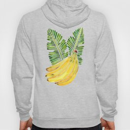 Banana Bunch – Green Leaves Hoody