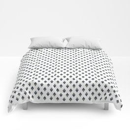 Eggs dotted with black   Black hole abstract gap Geometric shapes circles Comforters
