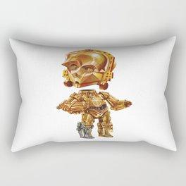 C3PO Rectangular Pillow