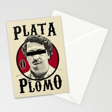 Plata O Plomo? Stationery Cards