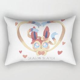 Dragon Slayer Rectangular Pillow