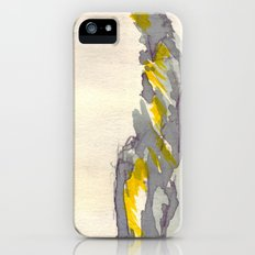 Yellow to Grey iPhone (5, 5s) Slim Case