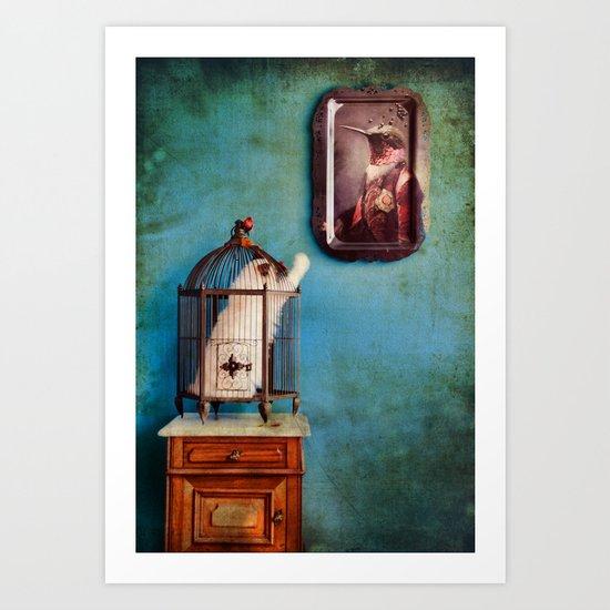 Ambroise Art Print