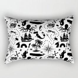High Seas Adventure Rectangular Pillow
