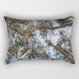 Treetops Rectangular Pillow