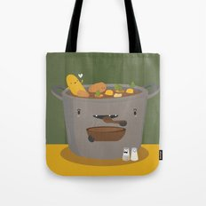 The soup Tote Bag