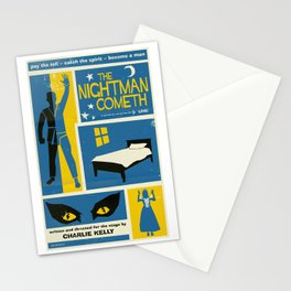The Nightman Cometh Stationery Cards