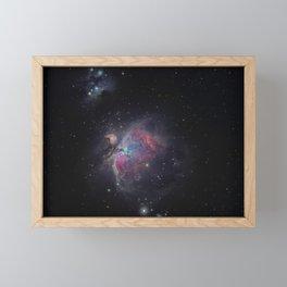 Star Galaxy Framed Mini Art Print