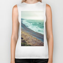 Good Morning Beach Biker Tank