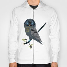 The Perching Owl Hoody