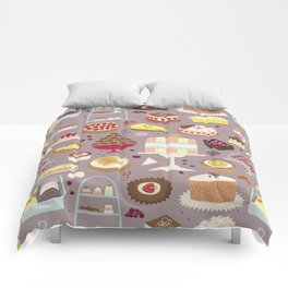Patisserie Cakes and Good Things Comforters