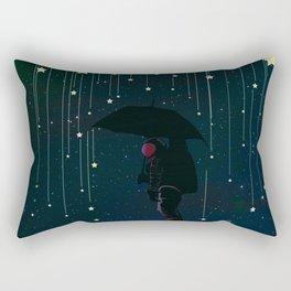 Lluvia de estrellas Rectangular Pillow