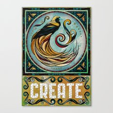 Create Canvas Print