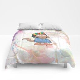 Rocko di rasta Comforters