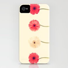 Technicolour Flowers  iPhone (4, 4s) Slim Case