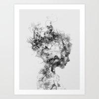 Art Prints featuring Dissolve Me by Daniel Taylor