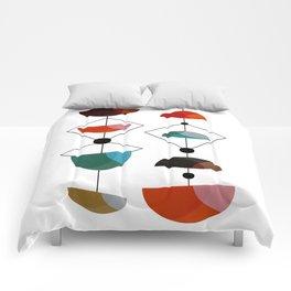 Mid Century 1-9 Comforters