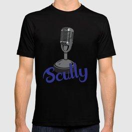 Vin Scully Mic T-shirt