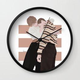 Henrik Holm and Tarjei Sandvik Moe   skam cast Wall Clock