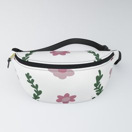 Floral #3 Fanny Pack