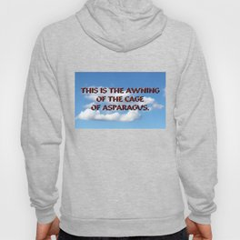 Cage of Asparagus Hoody