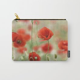 Dream poppies. Wonderful spring Carry-All Pouch