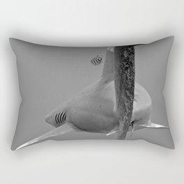 Swim Away Rectangular Pillow