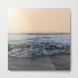 Sunrise Ocean Metal Print