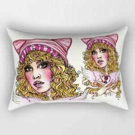 PussyCat II Rectangular Pillow