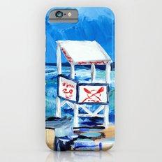 Ocean City Lifeguard Stand Slim Case iPhone 6s