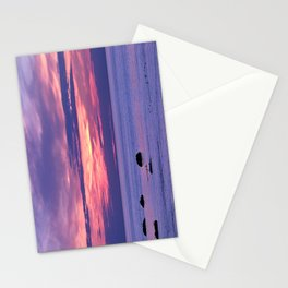 Surreal Sunset Stationery Cards