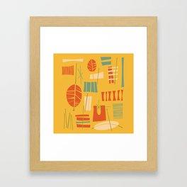 Nihoa Framed Art Print