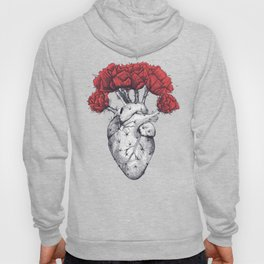 Heart cactus Hoody