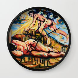 Dream's rapture Wall Clock