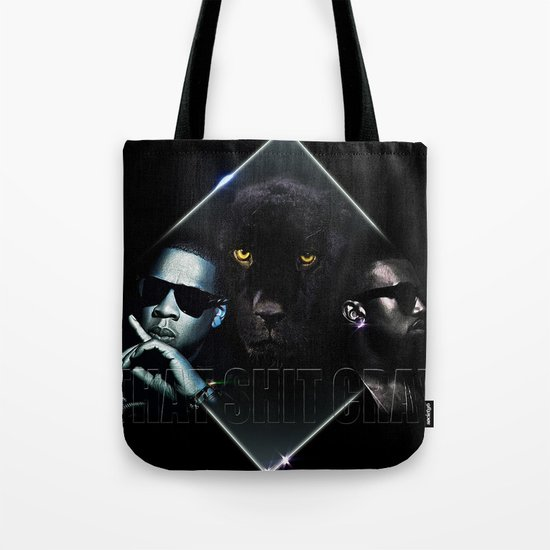 That Ish Cray Tote Bag