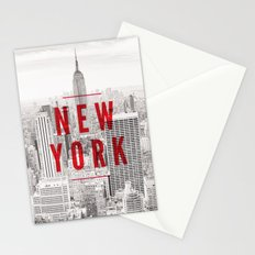 New York Cityscape Stationery Cards