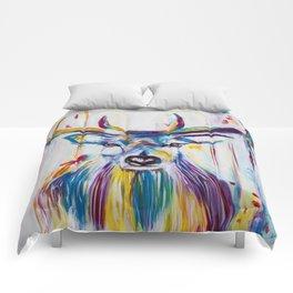 Diane L -  Le cervidé Comforters