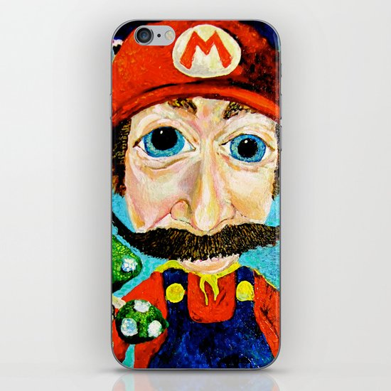 1up iPhone & iPod Skin