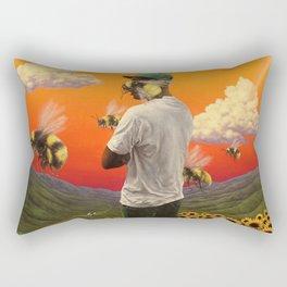 Scum Fuck Flower Boy Rectangular Pillow