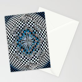 Hyper-Square Stationery Cards